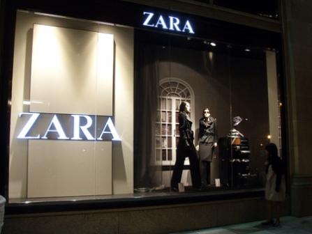 Zara Stores Berlin, Frankfurt, München, Köln und  mehr
