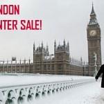 London Winterschlussverkauf 2013