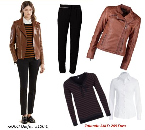 Designer Outfits nachkaufen im SALE